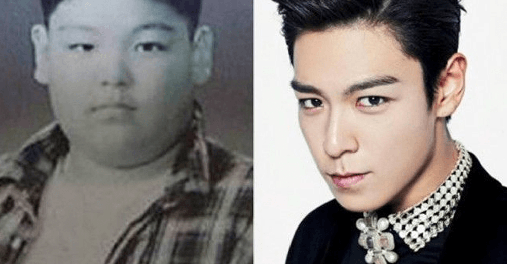 drastic weight loss ac plished by male idols and
