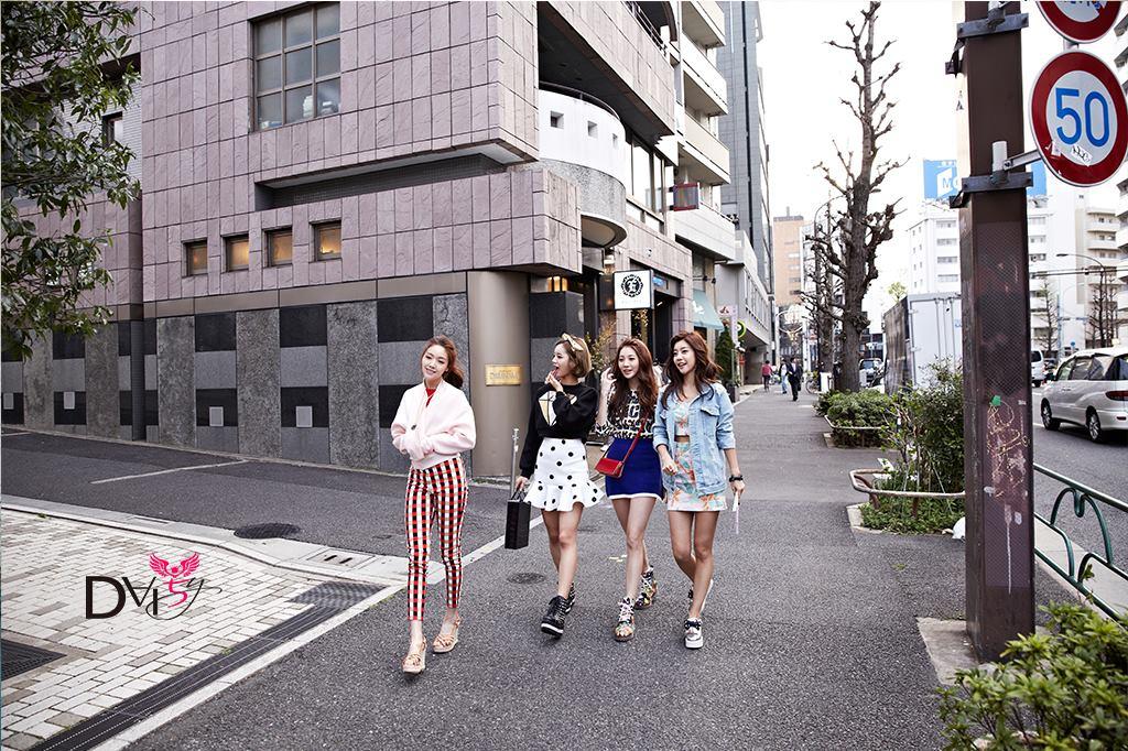 Dream Tea Entertainment / Girl's Day official Facebook