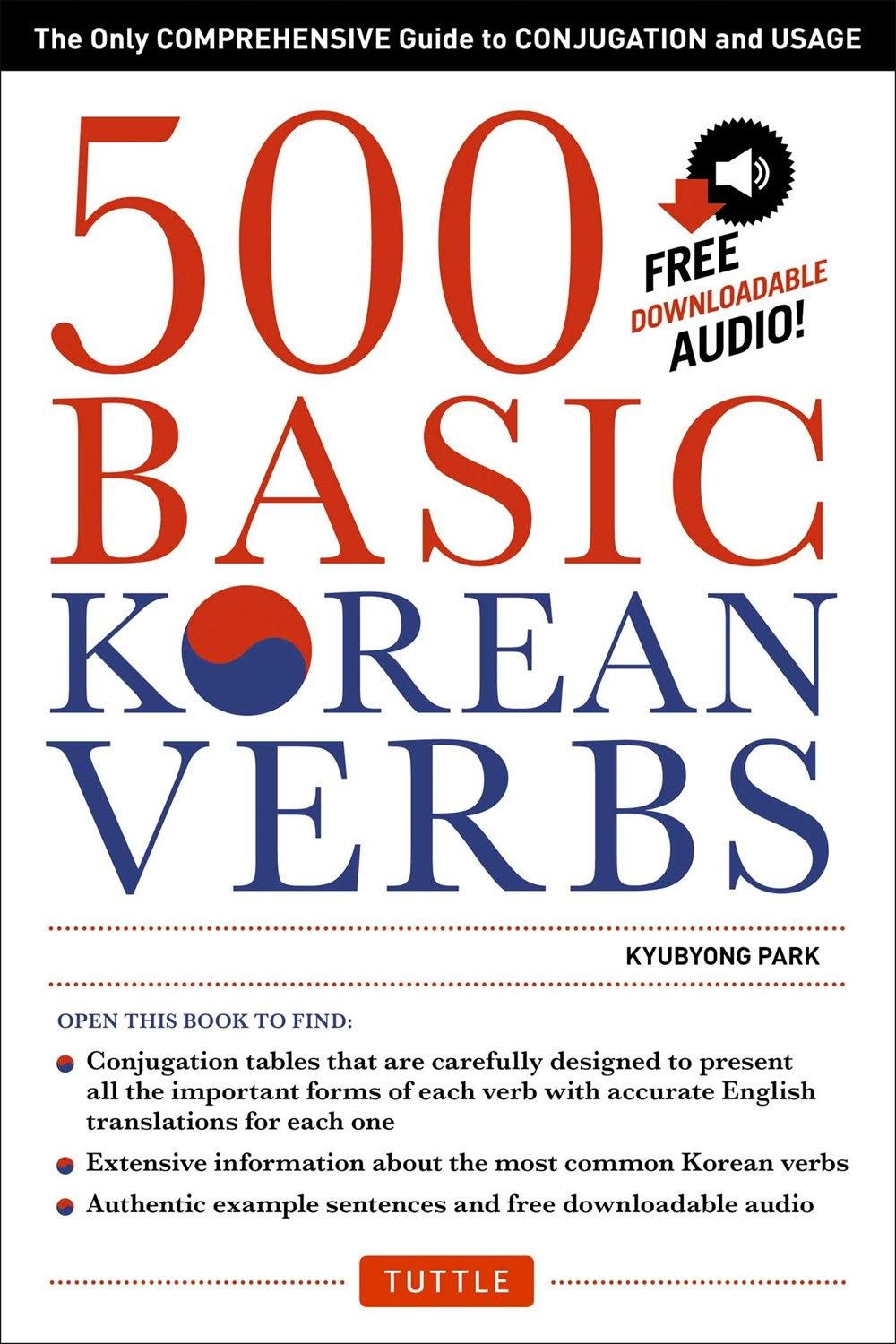 500 Korean Verbs
