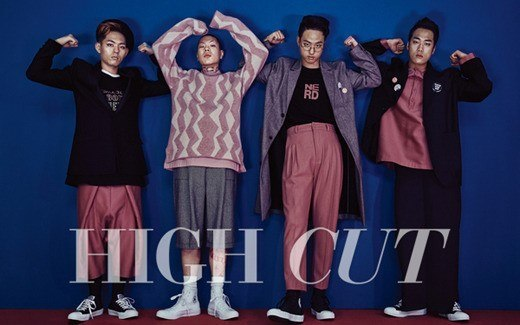 Hyukoh for High Cut