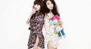 SISTAR19 Wallpaper HD Hyorin Bora 4