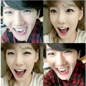 """These Baekhyun and Taeyeon """"Couple Photos"""" Are Giving Fans ..."""