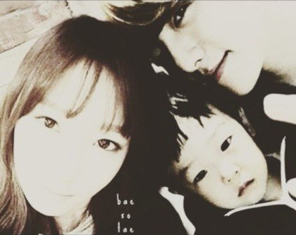 Baekhyun and Taeyeon Couple Pics