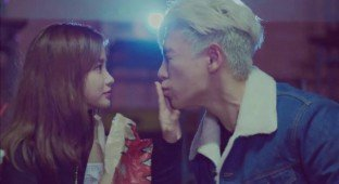 "BIGBANG's ""Let's Not Fall In Love"" MV"
