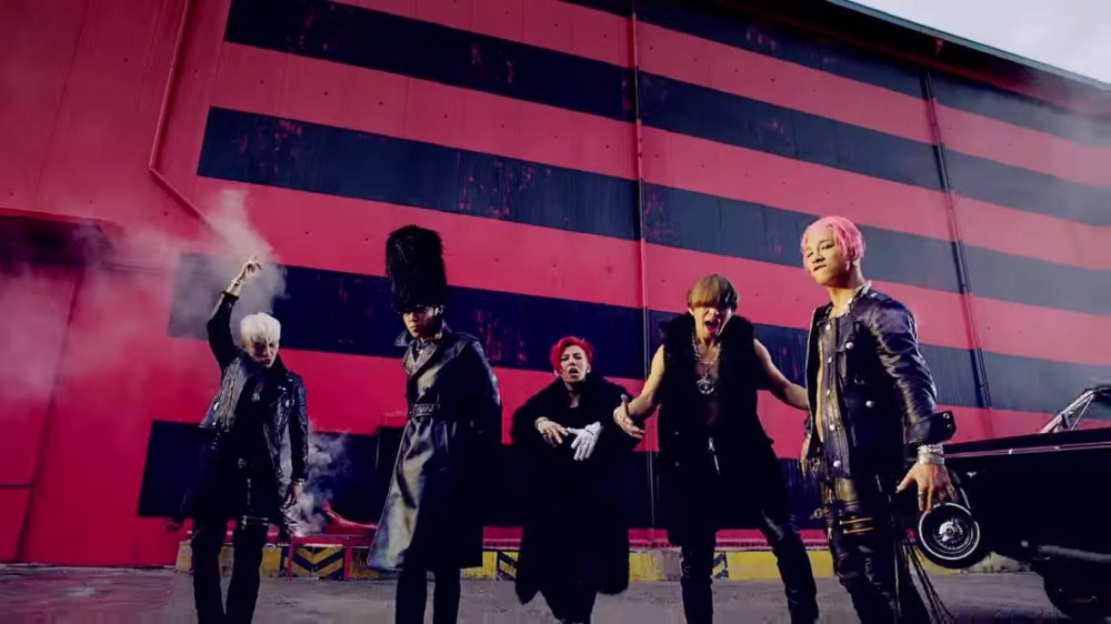 "BIGBANG's ""Bang Bang Bang"" MV"