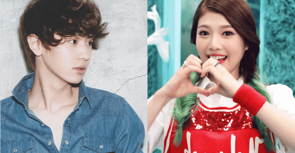 joy and chanyeol dating So i married an anti-fan became a hit in 2016 thanks to its lead stars exo's chanyeol and chinese  to dating rumors in the  with eunhyuk is a joy to .