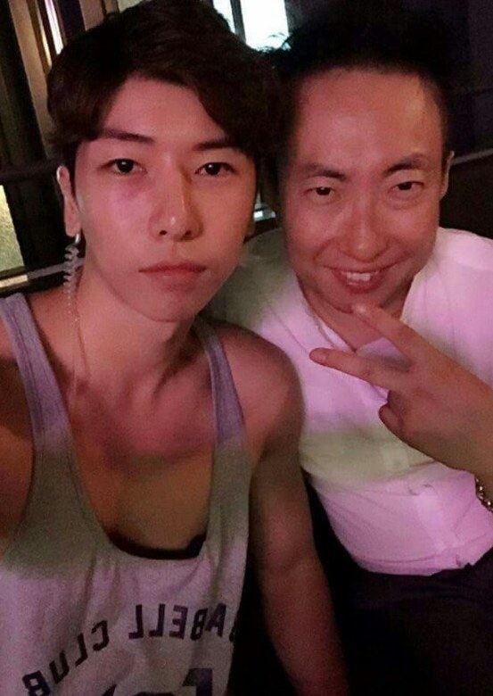 trendy gangnam hyung