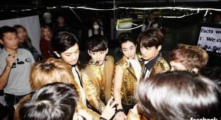 EXO's Facebook