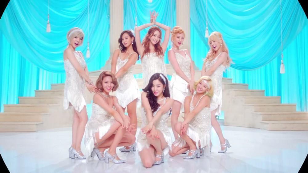 Girls' Generation's Lion Center MV