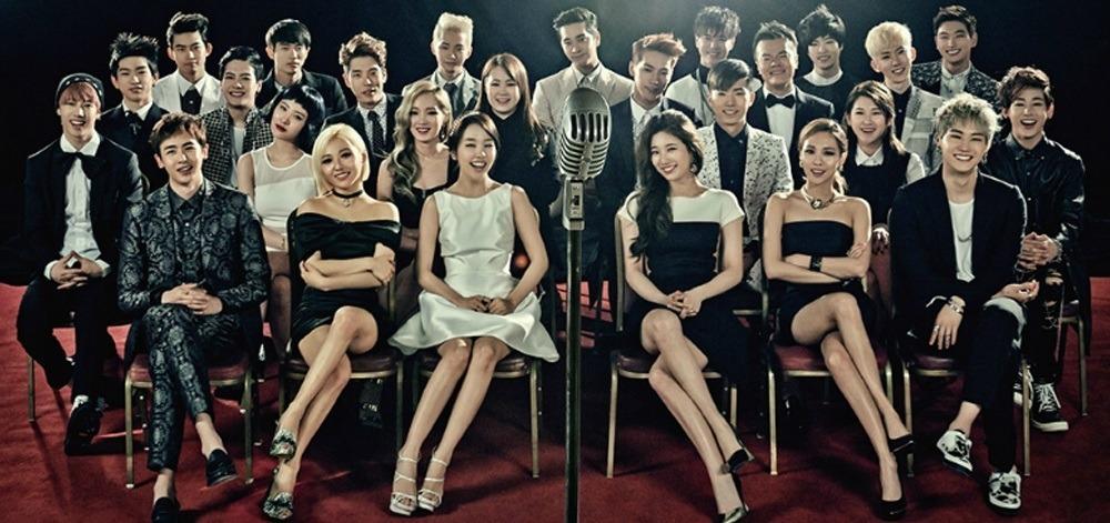 Netizens praise JYP Entertainment for their success this year