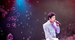 yoochun singing