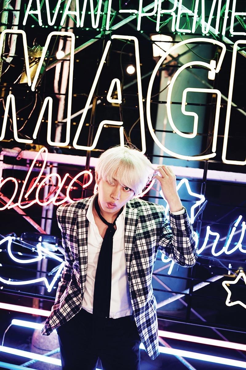 Super Junior Heechul / SM Entertainent