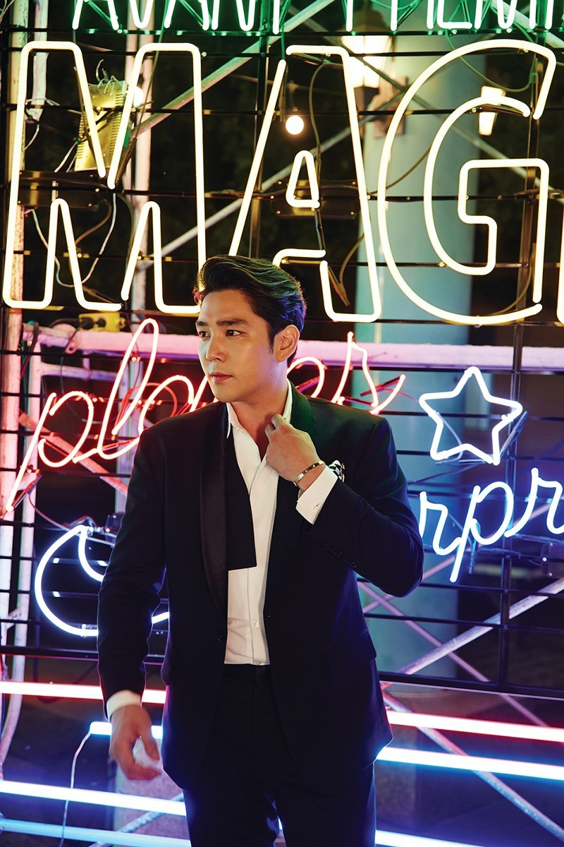 Super Junior Kangin / SM Entertainent