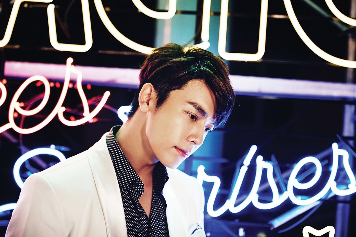 Super Junior's Donghae / SM Entertainent