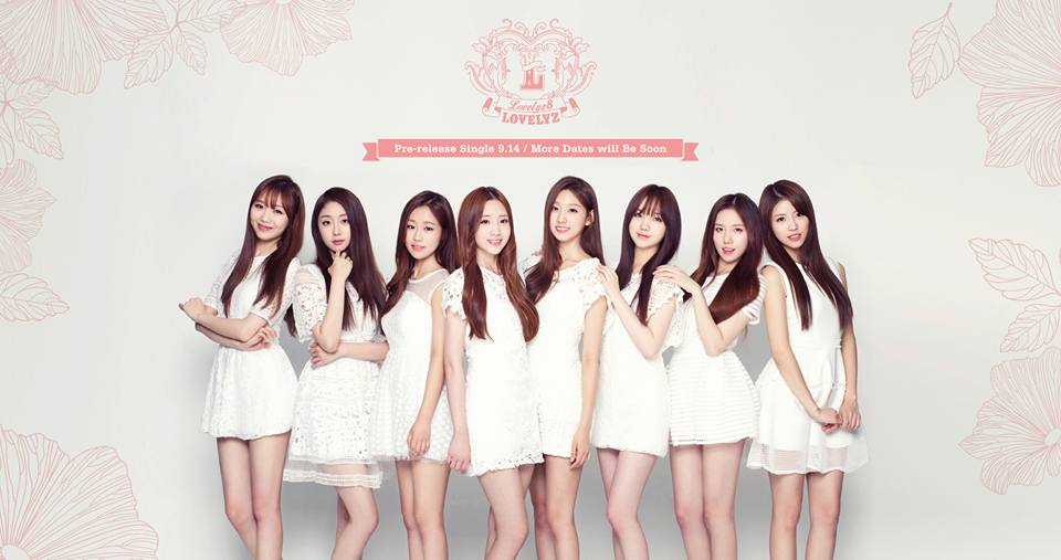 Lovelyz's Official Facebook / Woollim Entertainment