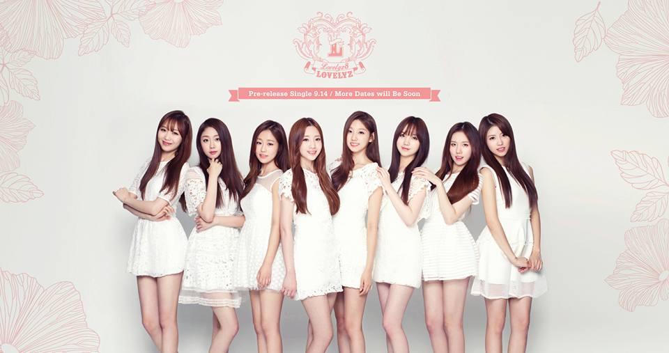 Oficial Facebook / Woollim Entertainment Lovelyz