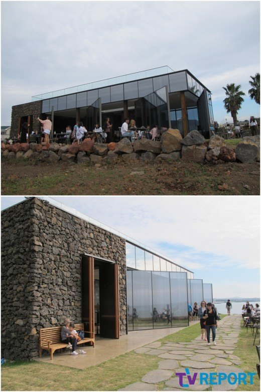 G 1 House Design: G-Dragon's Cafe Partially Opens In Jeju Island