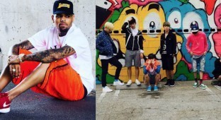 Image: Chris Brown's Instagram