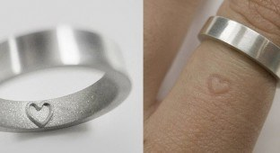 Jungyun Yoon's Inner Message Rings