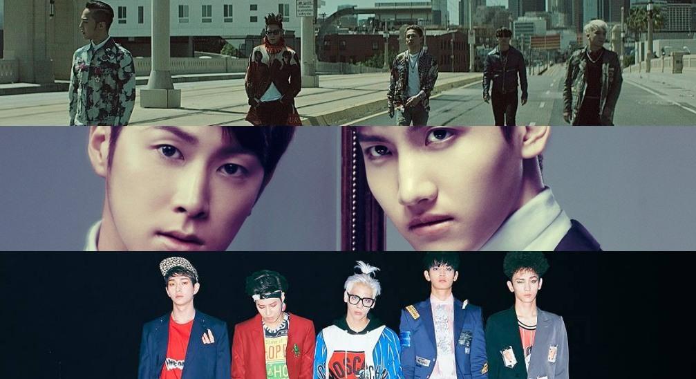 YG Entertainment / SM Entertainment