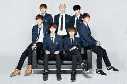 how tall is bts members