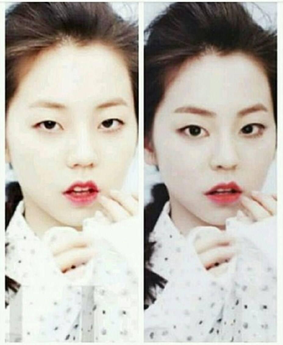 необычно похожие друг на друга девушки и юноши в K Pop Yesasia
