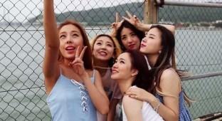 Polaris Entertainment / Ladies' Code Official YouTube