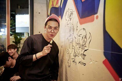 fans shocked song minos artistic abilities