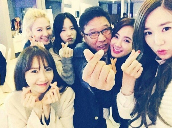 Girls' Generation and Lee Soo Man