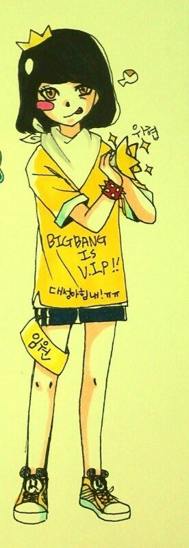 BIGBANG fandom, VIP