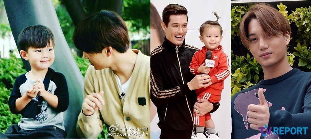 Ricky Kim's Weibo / TV Report