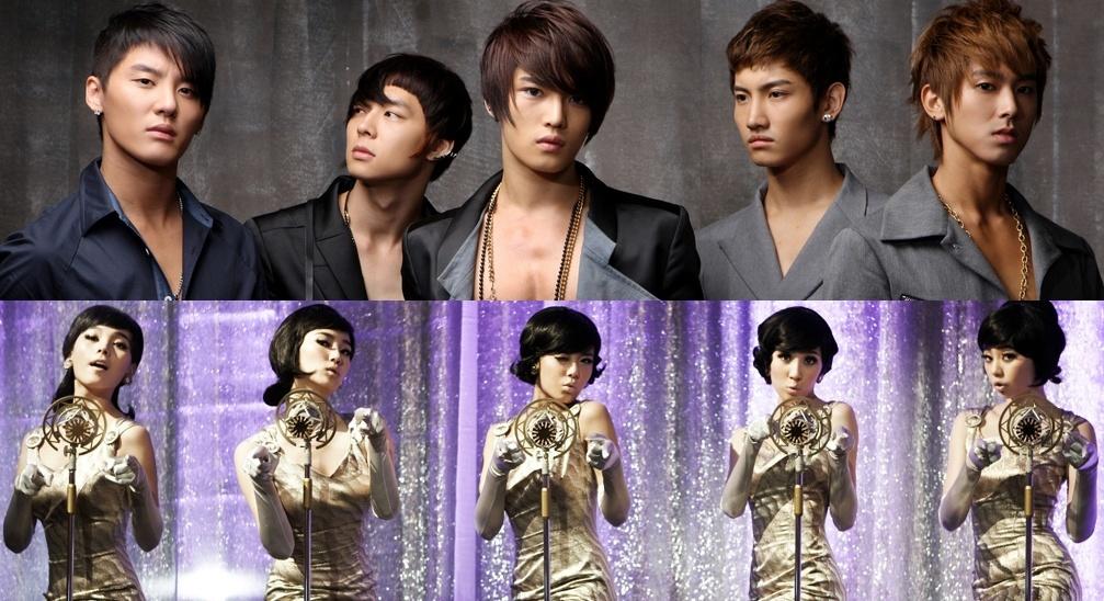 SM Entertainment / JYP Entertainment