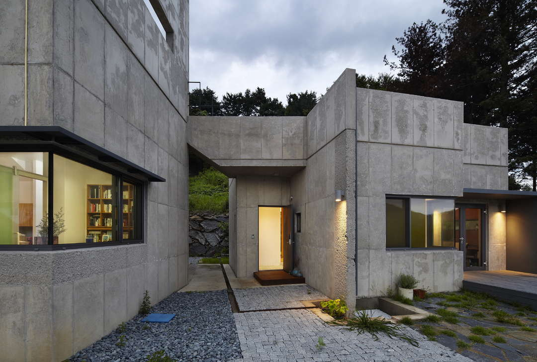 House of Respect and Happiness by Studio Gaon, Gapyeong-gun, South Korea