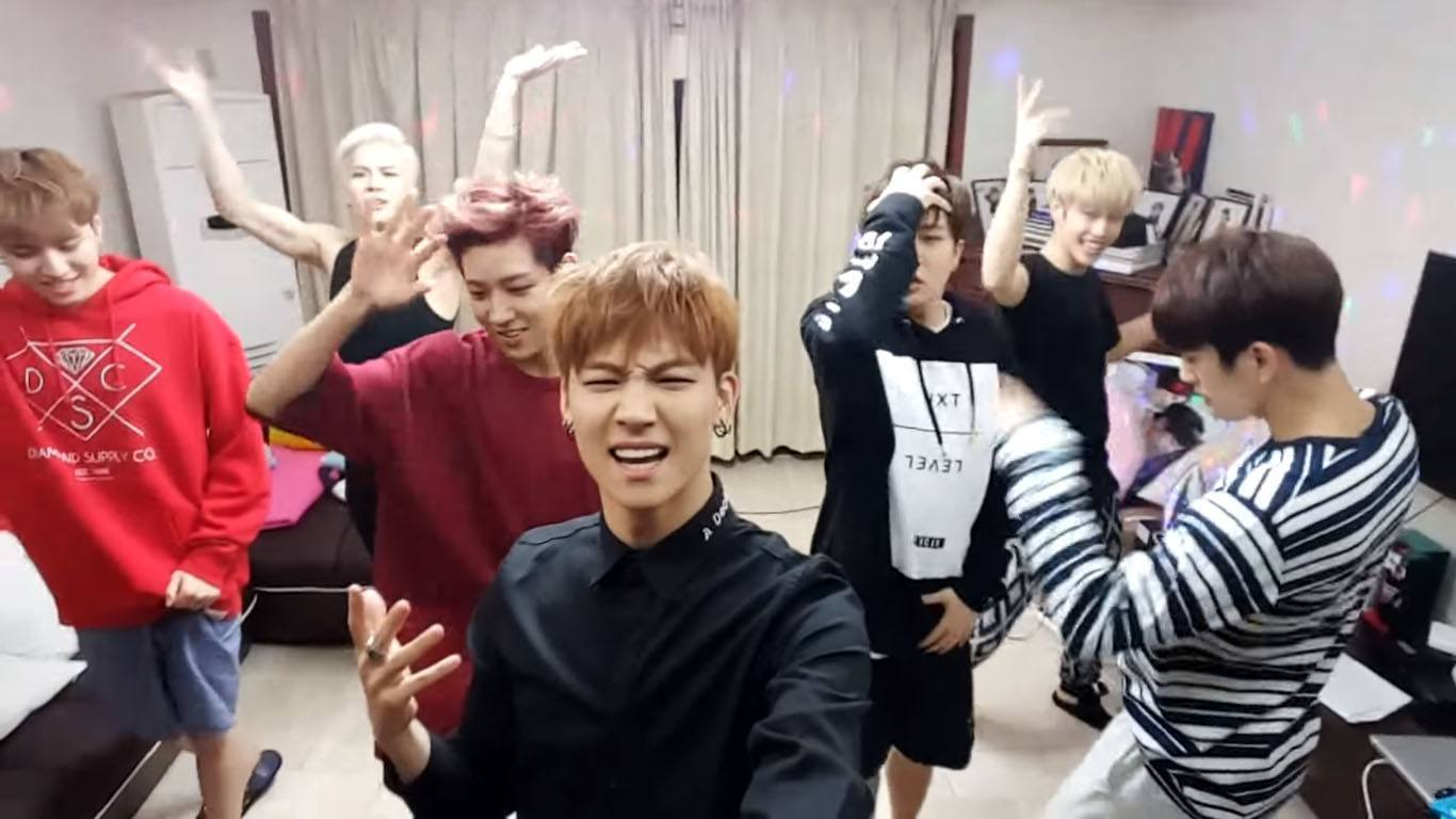 NEWS 151024 GOT7 Lets Loose In Dance Practice For If You Do I
