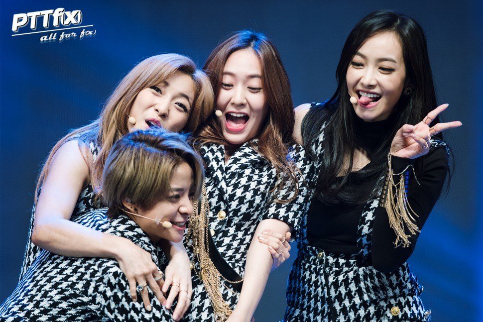 f(x) Member Speaks Up About Rumors of Disbandment — Koreaboo