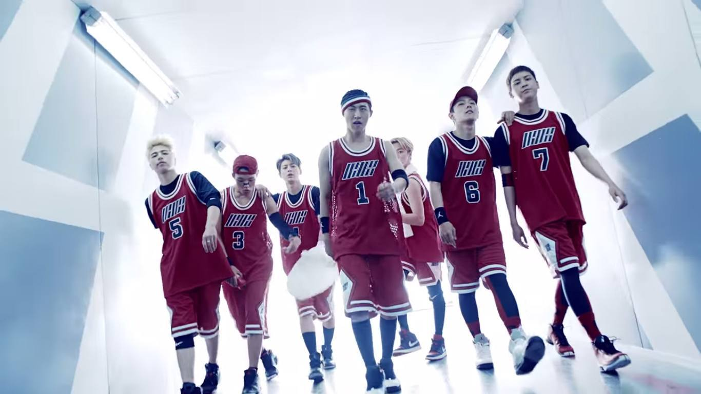 "iKON's ""Rhythm Ta"" MV / YG Entertainment"