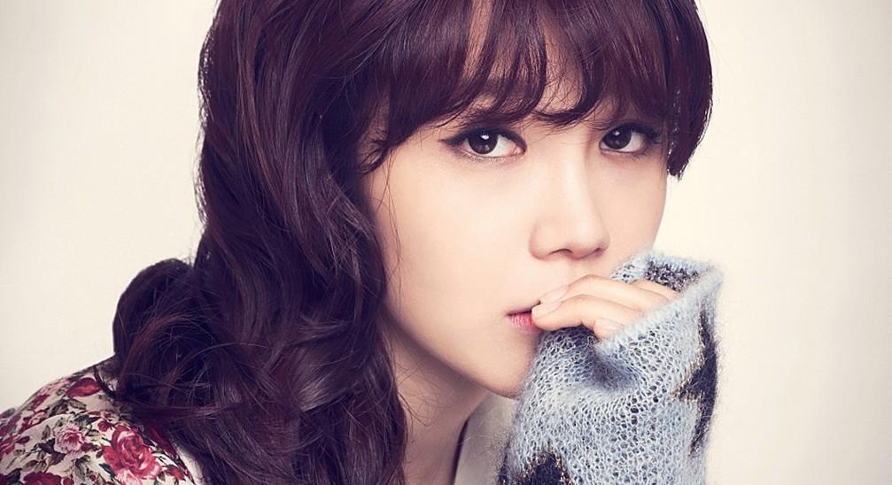 jung eunji from A Cube Entertainment