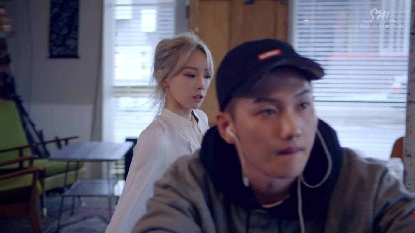"""Taeyeon's """"I"""" MV / SM Entertainment"""
