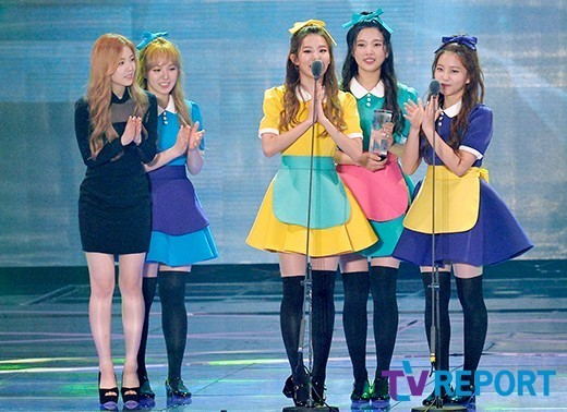 Red Velvet MelOn Music Awards