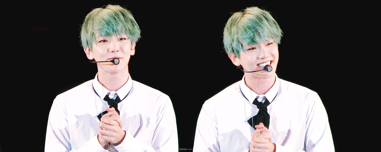 Netizens discover reason Baekhyun keeps changing his hair color