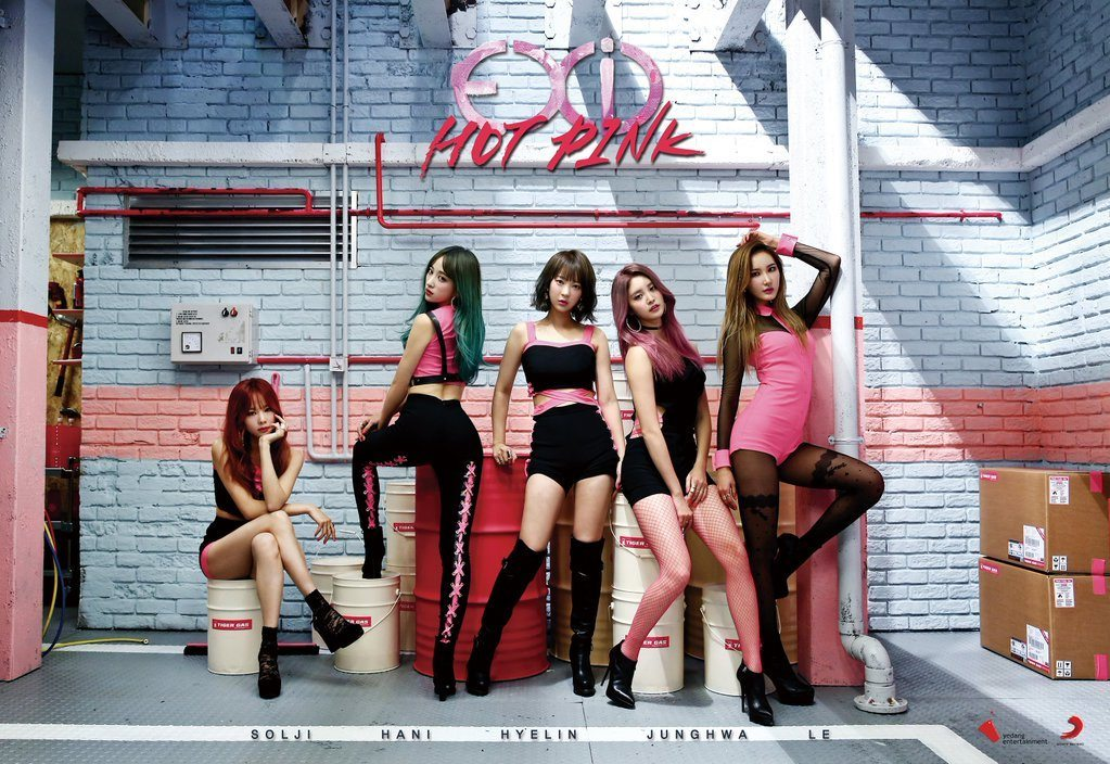 Exid pink hot kpop porn music 2