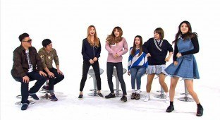 """Weekly Idol"" Twitter / MBC Every1"