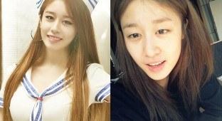 MBK Entertainment (left)