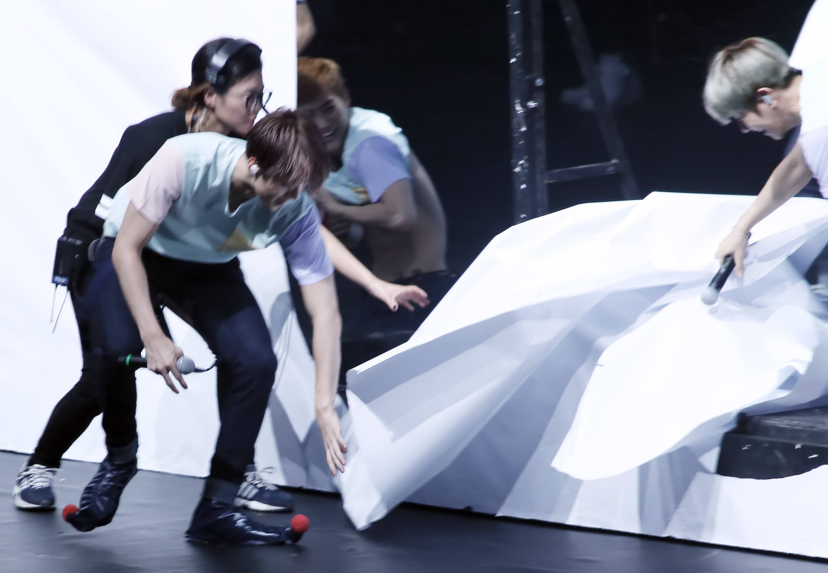 EXO at concert