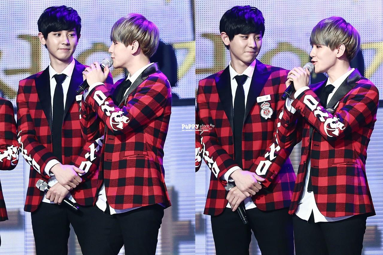 Netizens claim EXO's Baekhyun and Chanyeol are worst advertising ...