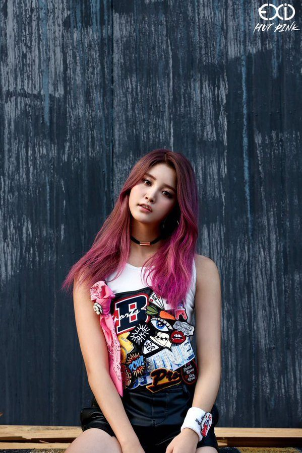 exid_hotpink_junghwa