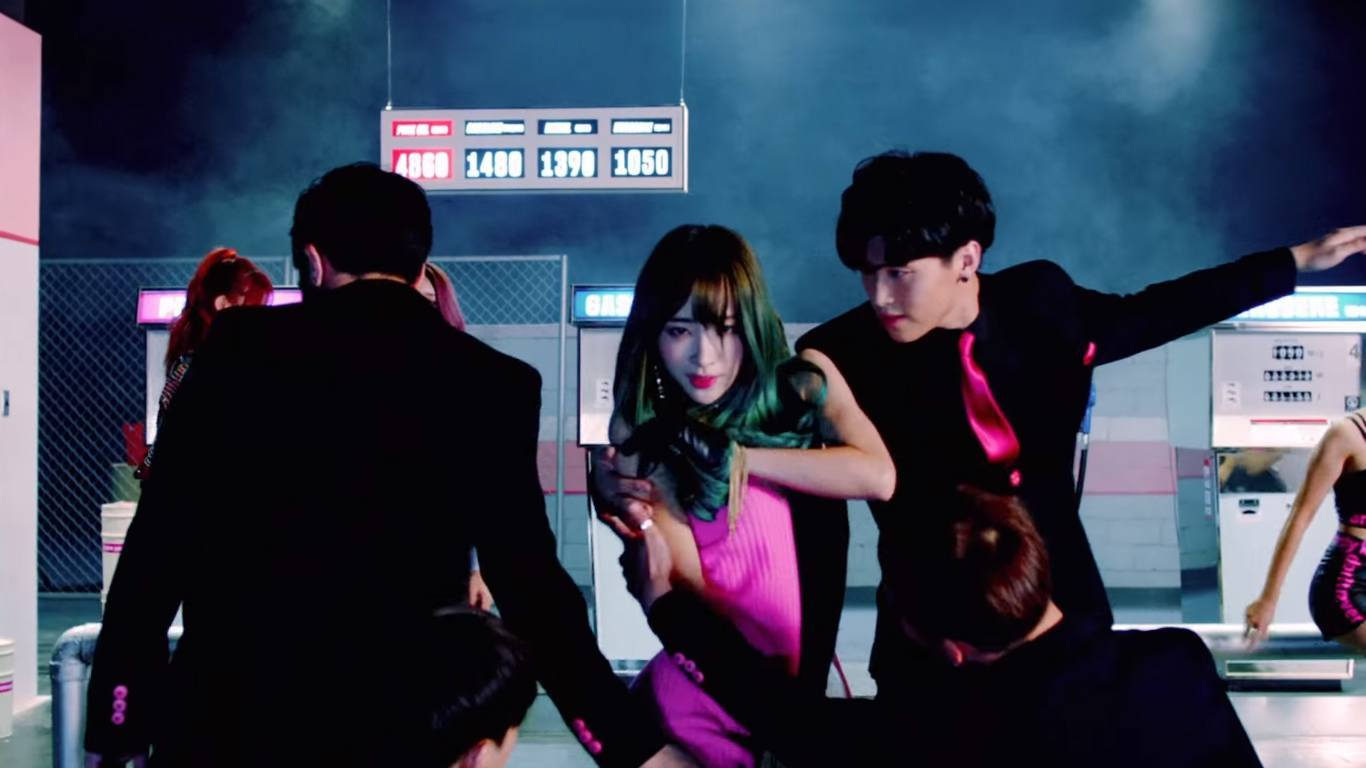 hot pink exid hani dating