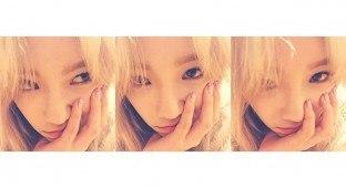 Taeyeon's Instagram