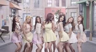"""G.NA's """"Pretty Lingerie"""" MV / Cube Entertainment"""