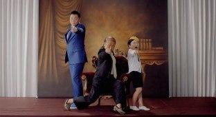 "PSY's ""Daddy"" MV / YG Entertainment"